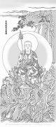 2013-06-岩座地蔵菩薩図A3タテ2枚組-3000