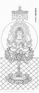 2014-045-紅玻璃阿弥陀(宝冠阿弥陀)A3タテ二枚組-2000